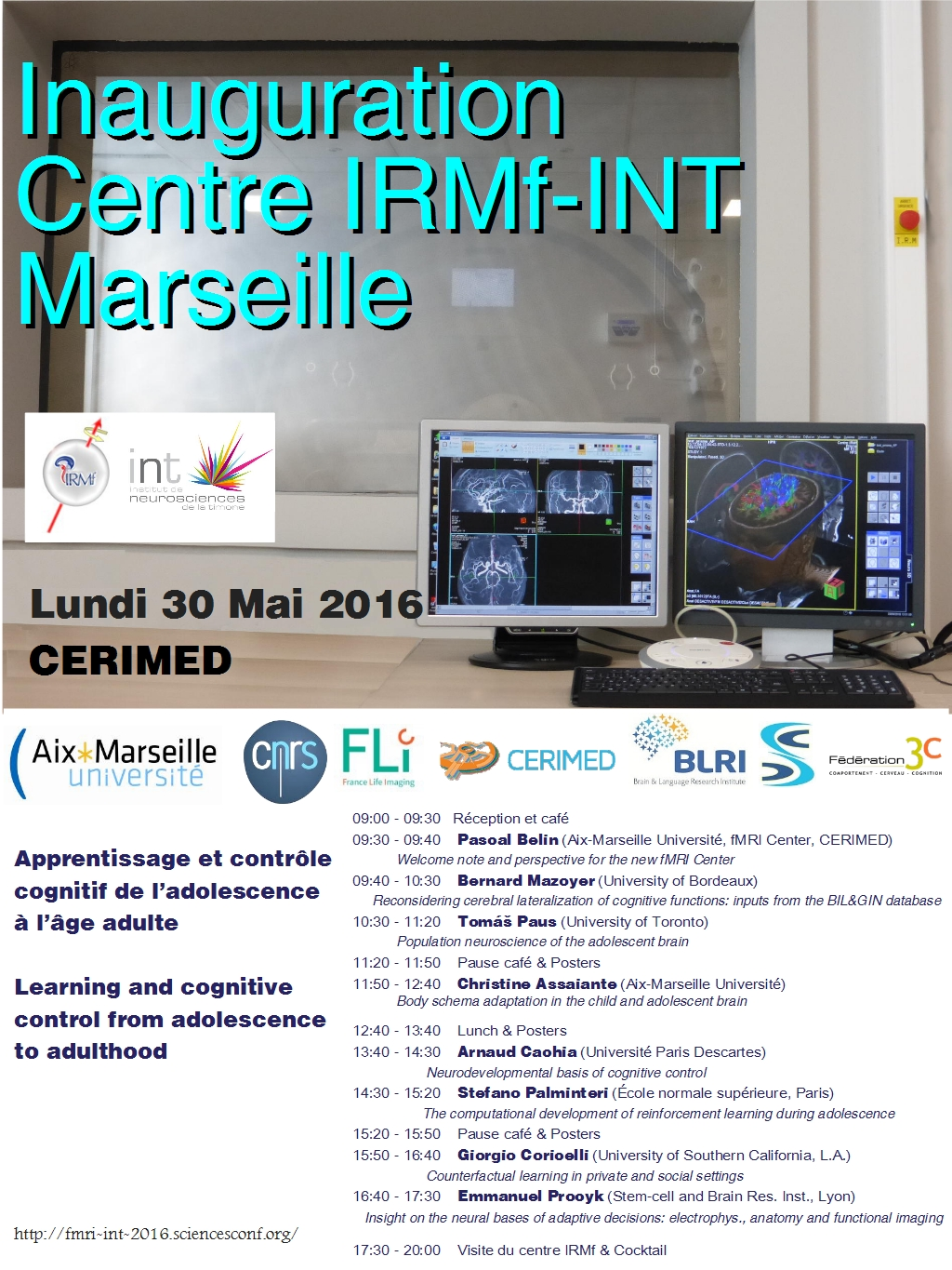 Inauguration Centre IRMf Marseille 2016 - JPEG - 795 ko